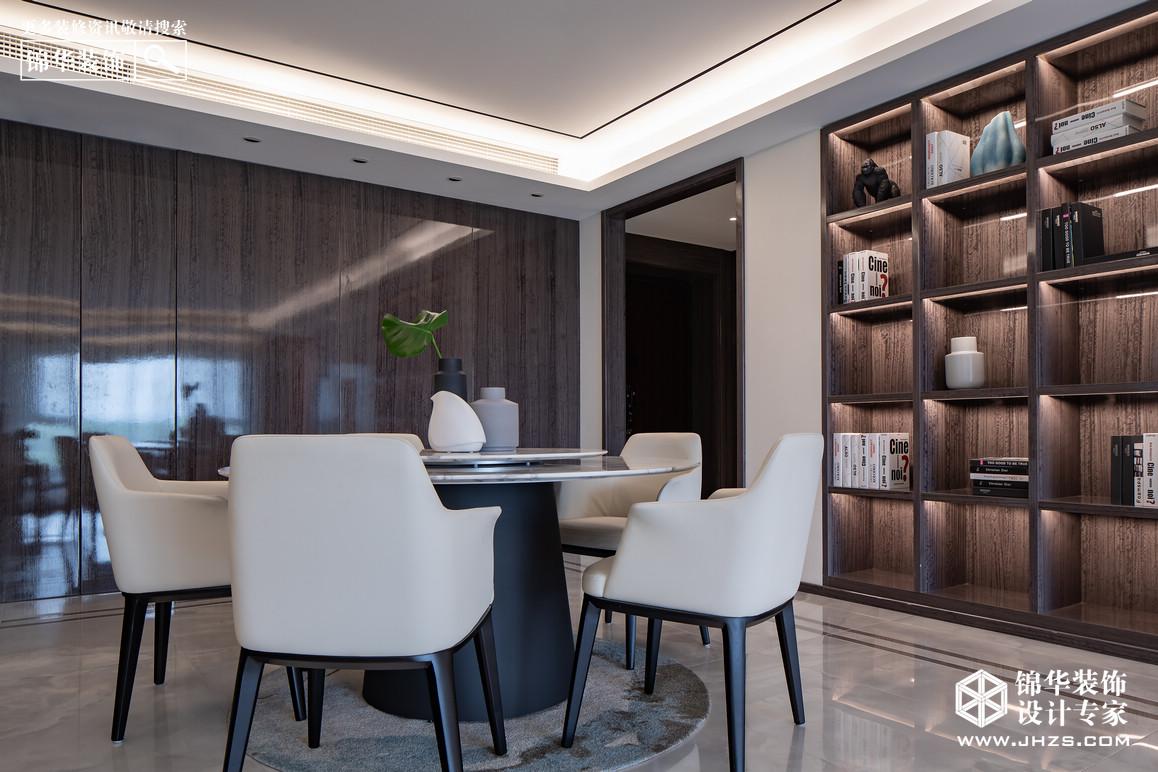 现代简约-金陵湾-四室两厅-220㎡装修-四室两厅-现代简约