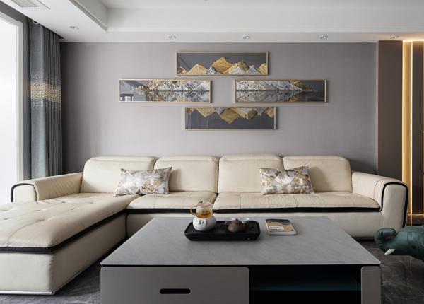 现代-大华锦绣时代-四室两厅-110㎡