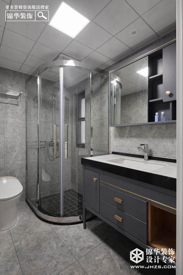 现代-大华锦绣时代-四室两厅-110㎡装修-四室两厅-现代简约