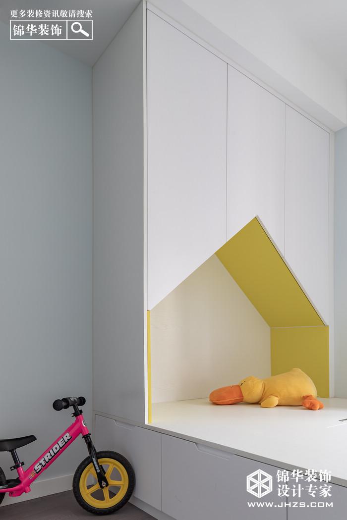 现代简约-万达茂装修-三室两厅-现代简约