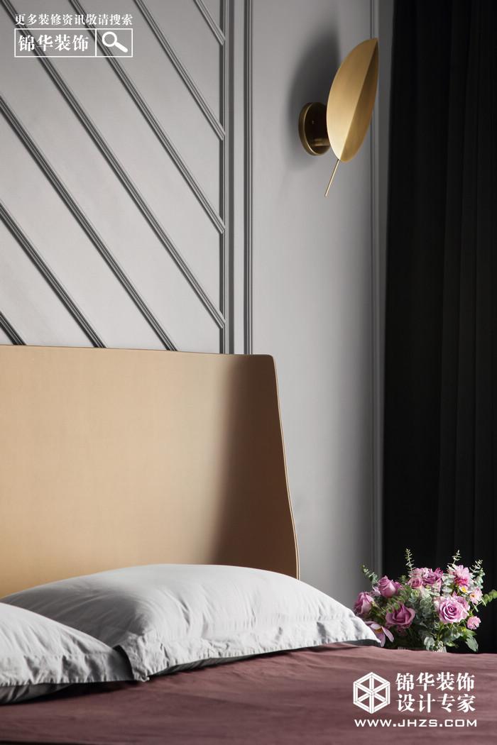 现代风格-朗诗国际社区-两室两厅-96㎡装修-两室两厅-现代简约