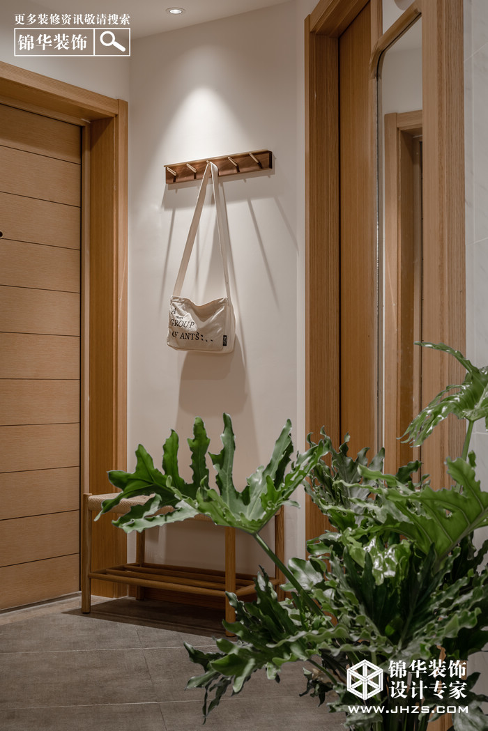 现代简约-五台花园-三室两厅-120㎡装修-三室两厅-现代简约