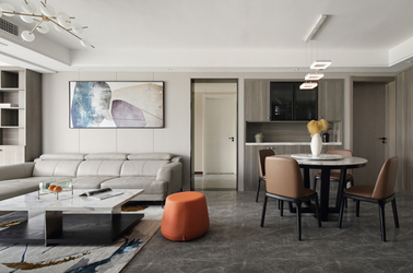 現代-白馬云著-三室兩廳-115㎡