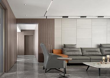 现代简约-三室两厅-150㎡
