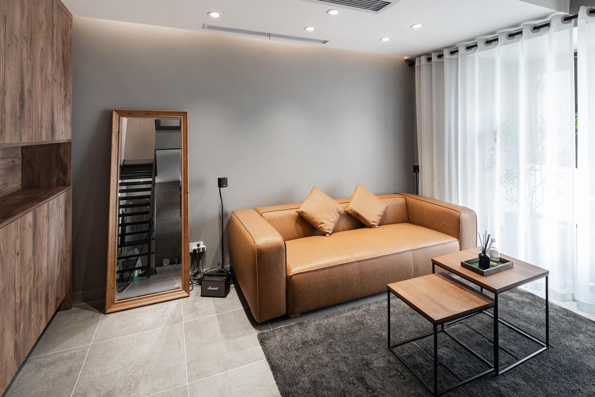 现代简约风格-金地自在城-三室1厅-110㎡