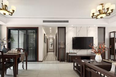 新中式-融侨中央-四室两厅-139㎡