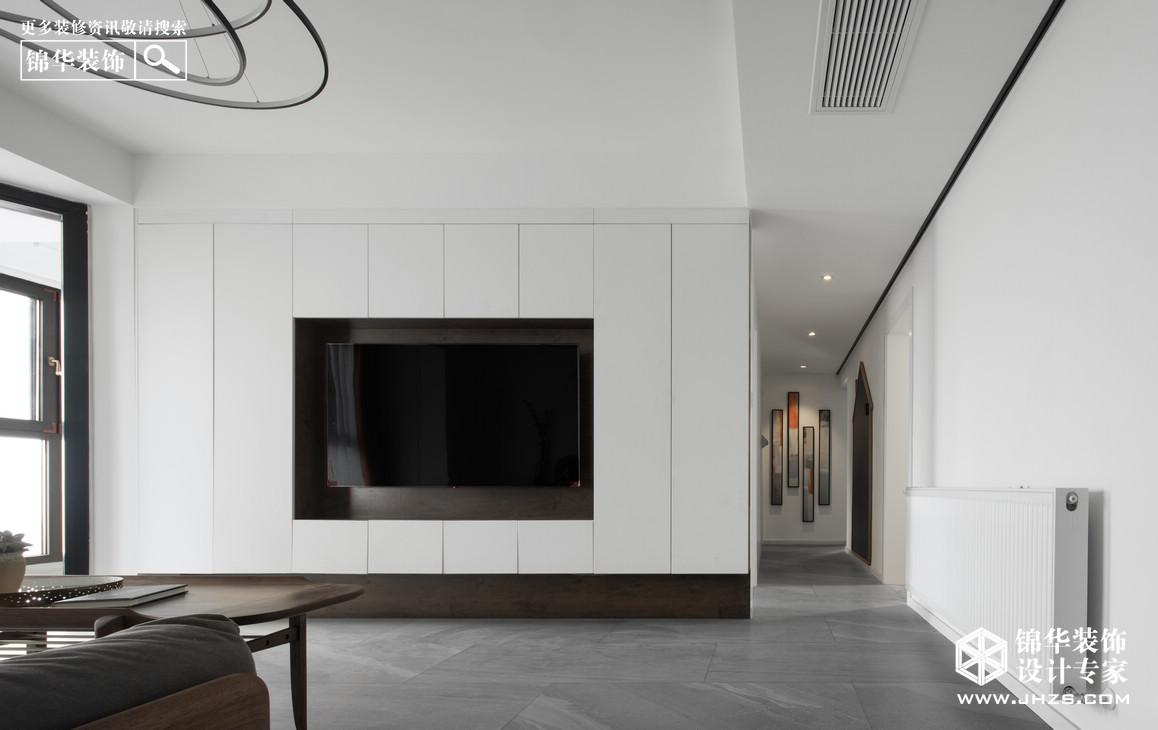 现代-海赋尚城-三室两厅-120㎡装修-三室两厅-现代简约