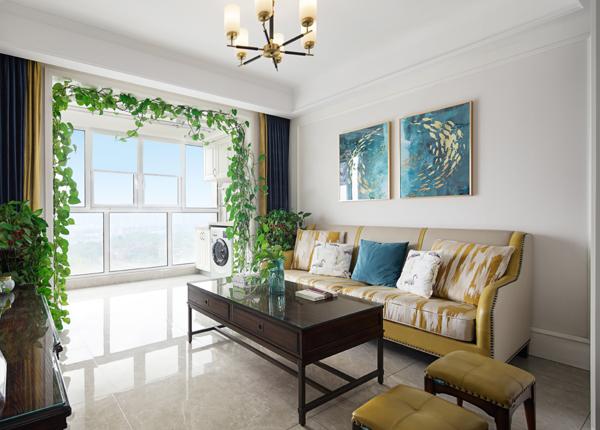 現代簡約-中垠紫金觀邸 -三室兩廳-87㎡