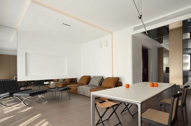 現代簡約-黑鉆公館-三室兩廳-140㎡