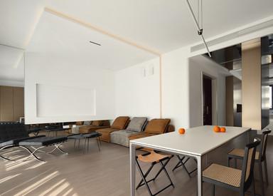 现代简约-黑钻公馆-三室两厅-140㎡