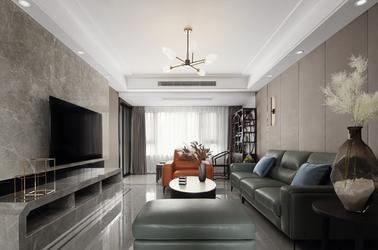 現代簡約-正榮潤錦城-三室兩廳-125㎡