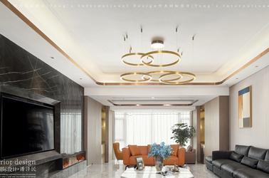 現代-雅居樂濱江國際-四室兩廳-420平米