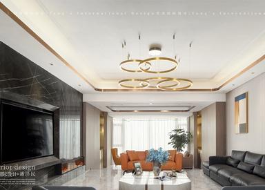现代-雅居乐滨江国际-四室两厅-420平米
