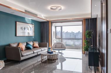 新中式-金浦御龍灣-三室兩廳-138㎡