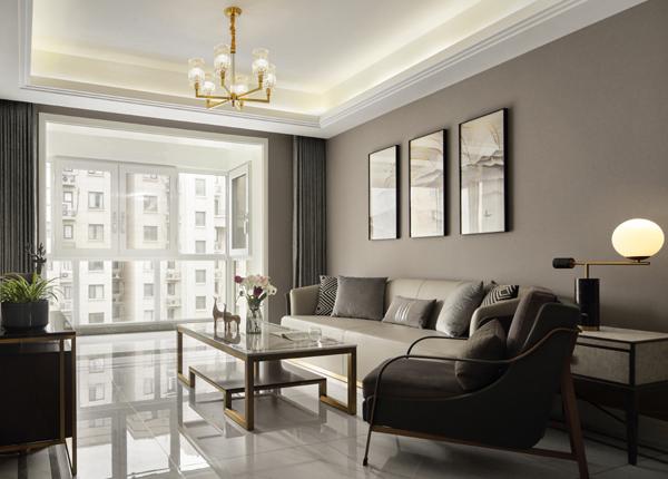 現代-中垠紫金觀邸-四室兩廳