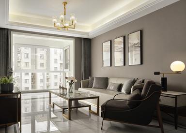 现代-中垠紫金观邸-四室两厅