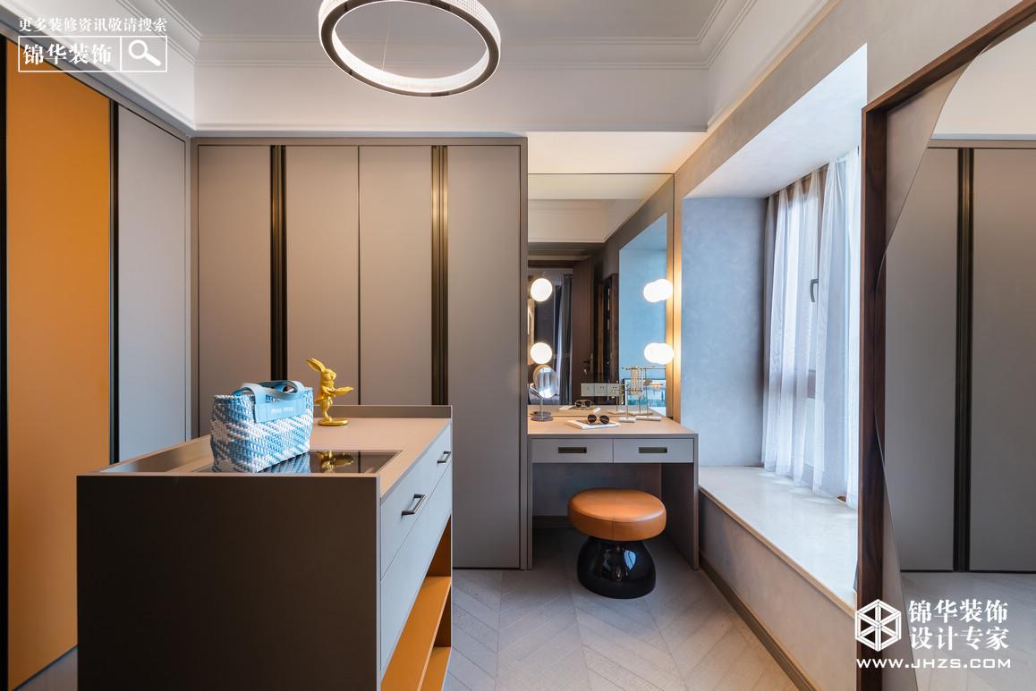现代-世茂滨江-三室两厅-190㎡装修-三室两厅-现代简约