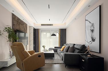 現代簡約-中電頤和家園-兩室兩廳-96㎡