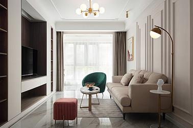 混搭輕奢-大華錦繡時代-兩室兩廳-89㎡