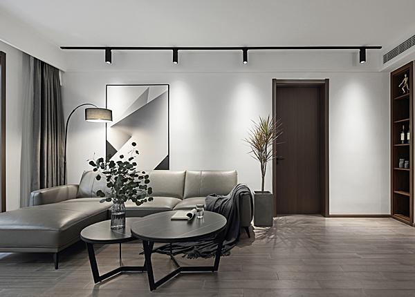 現代簡約-中垠紫金觀邸-四室兩廳-125㎡