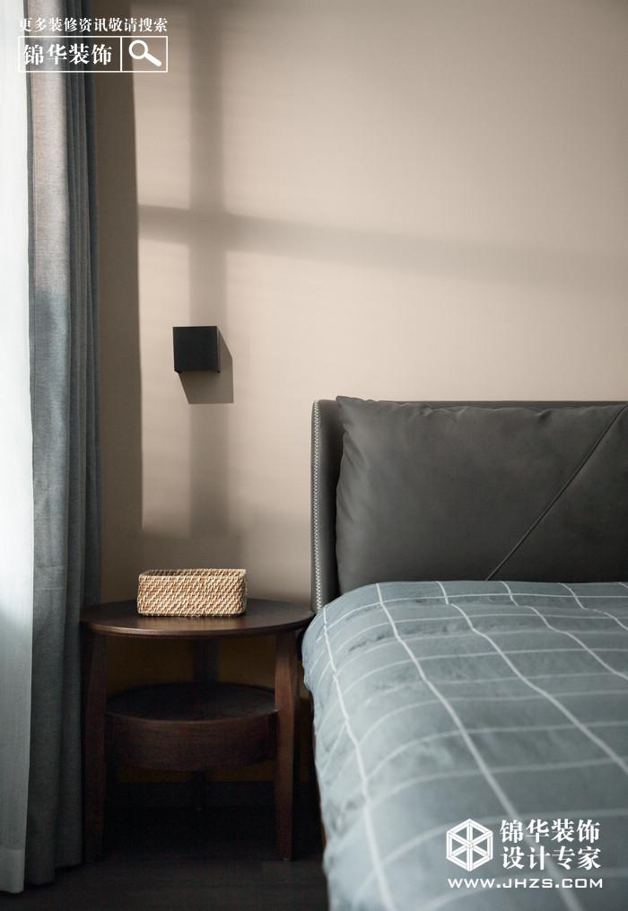 現代簡約-中垠紫金觀邸-四室兩廳-125㎡裝修-四室兩廳-現代簡約