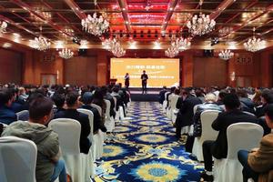 南京大區2020年度頒獎盛典暨2021年度工作啟動大會,成功召開!