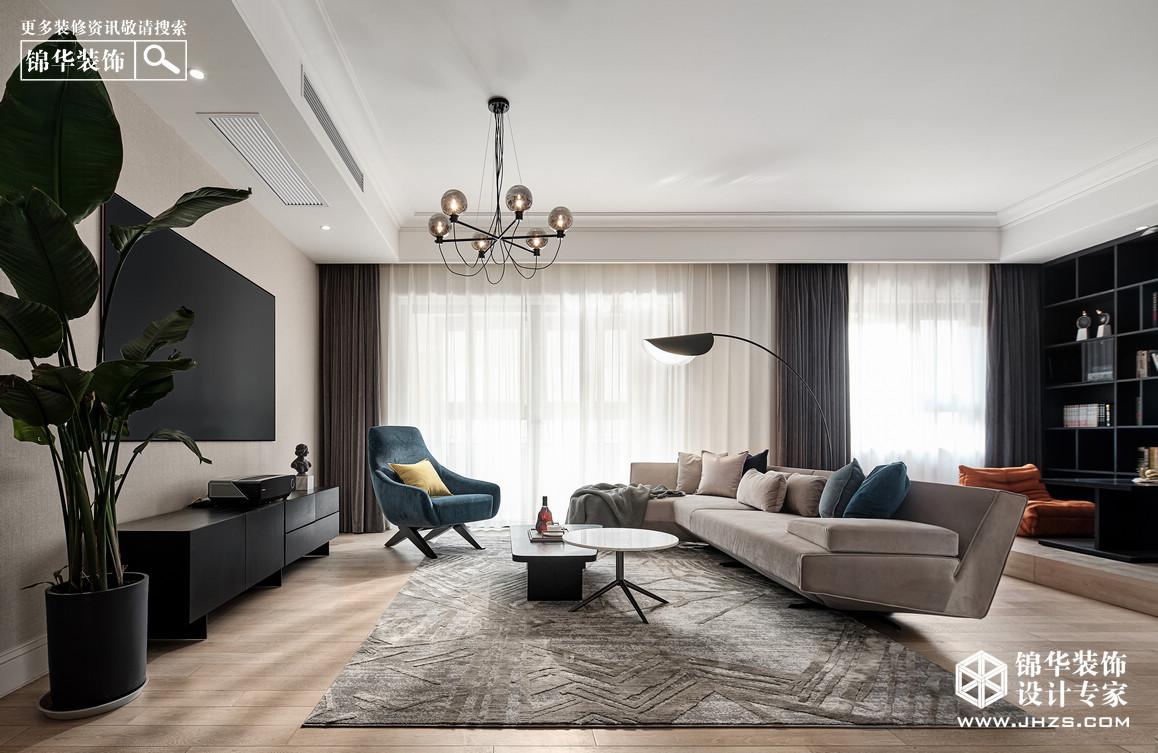现代简约-华新城璟园-三室两厅-169㎡装修-三室两厅-现代简约