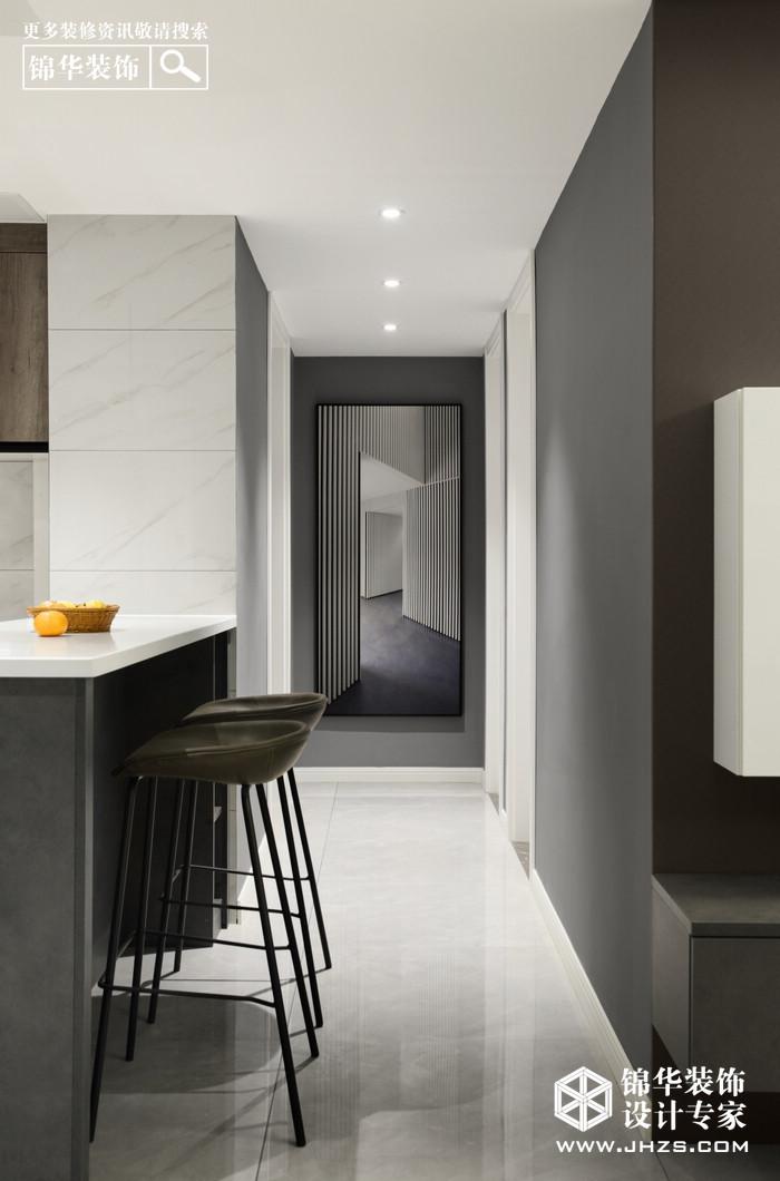 现代简约-绿地理想城-三室两厅-102㎡装修-三室两厅-现代简约