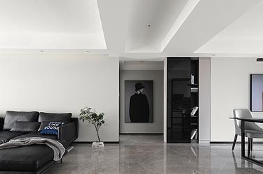 极简-威尼斯水城-三室两厅-130㎡