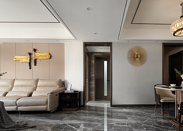 现代轻奢-大华锦绣时代-四室两厅-145㎡