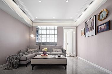 现代简约-天水滨江-两室两厅-78㎡
