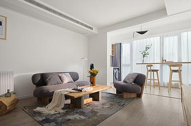 北歐-萬科金色家園-三室兩廳-134㎡