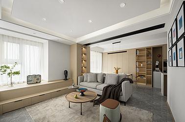現代-保利西江月-兩室兩廳-89㎡