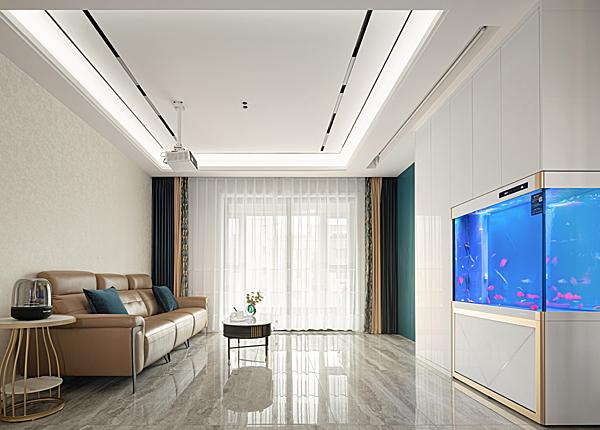 现代简约-大名城紫金九号-四室两厅-143㎡