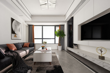 輕奢-睿創新筑-三室兩廳