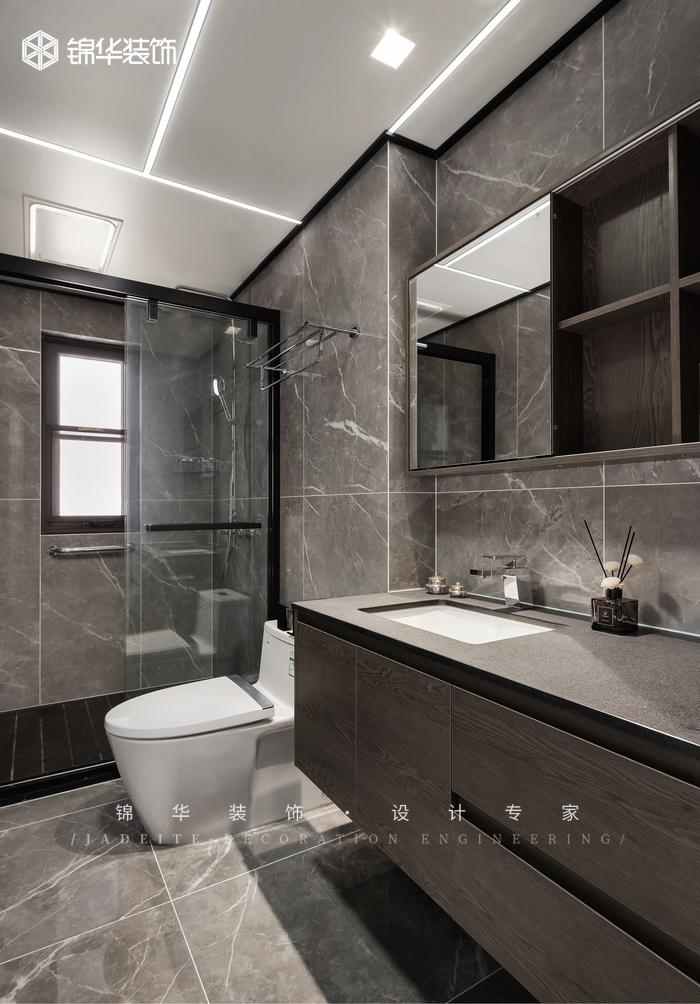 现代简约-三金鑫宁府-四室两厅-170㎡装修-四室两厅-现代简约
