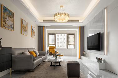 輕奢-大名城紫金九號-三室兩廳-128㎡