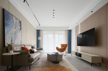 现代-复地新都国际-三室两厅-130㎡