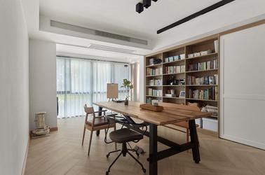 现代-融侨中央花园 -两室一厅-120㎡