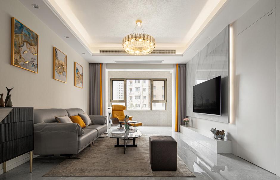 多大的客厅才能算大客厅?
