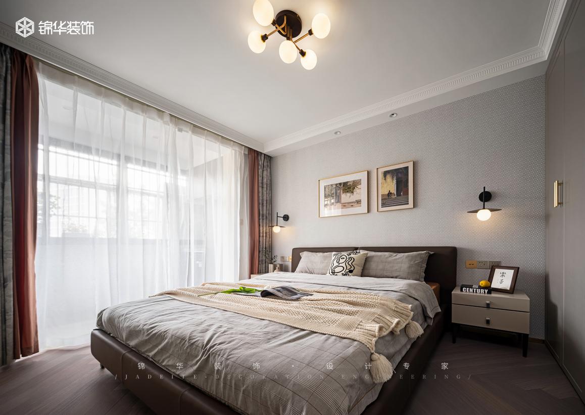混搭-常府街 -两室两厅-80㎡装修-两室两厅-混搭
