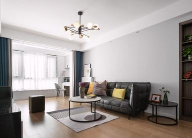 现代简约-巴黎城 -两室一厅-90㎡