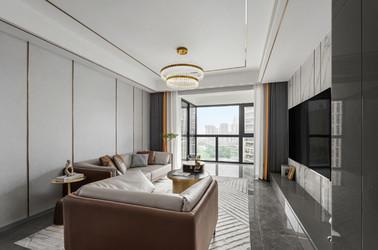 现代简约-正荣润锦城-三室两厅-116㎡