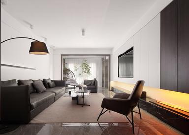 现代简约-托乐嘉-三室一厅-160㎡