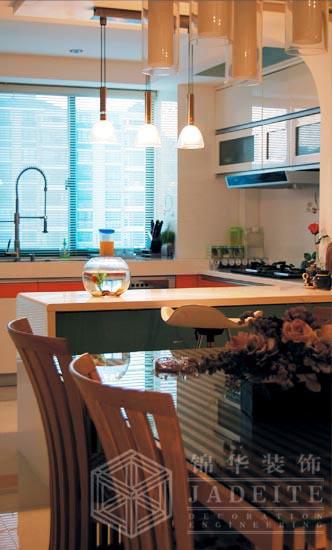 新城小区装修-三室两厅-现代简约