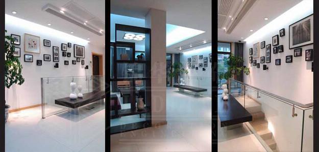 莱茵苑装修-三室两厅-现代简约