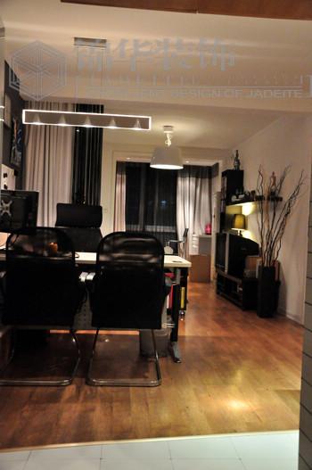 设计师单身公寓装修-小户型-现代简约