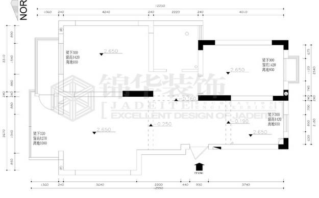 两百平方一半花园一半房子平面设计图展示