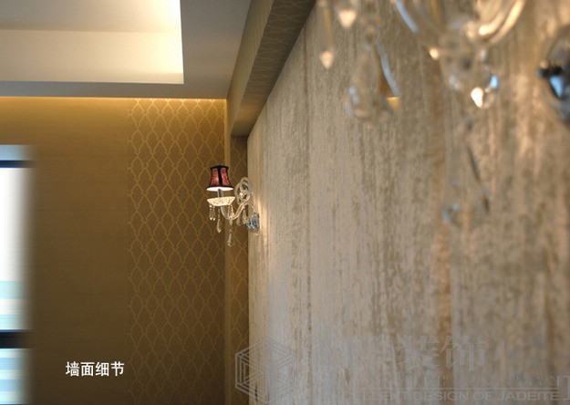中南世纪城 装修-三室一厅-现代简约