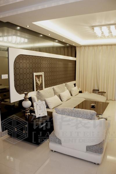 高迪晶城装修-两室一厅-现代简约